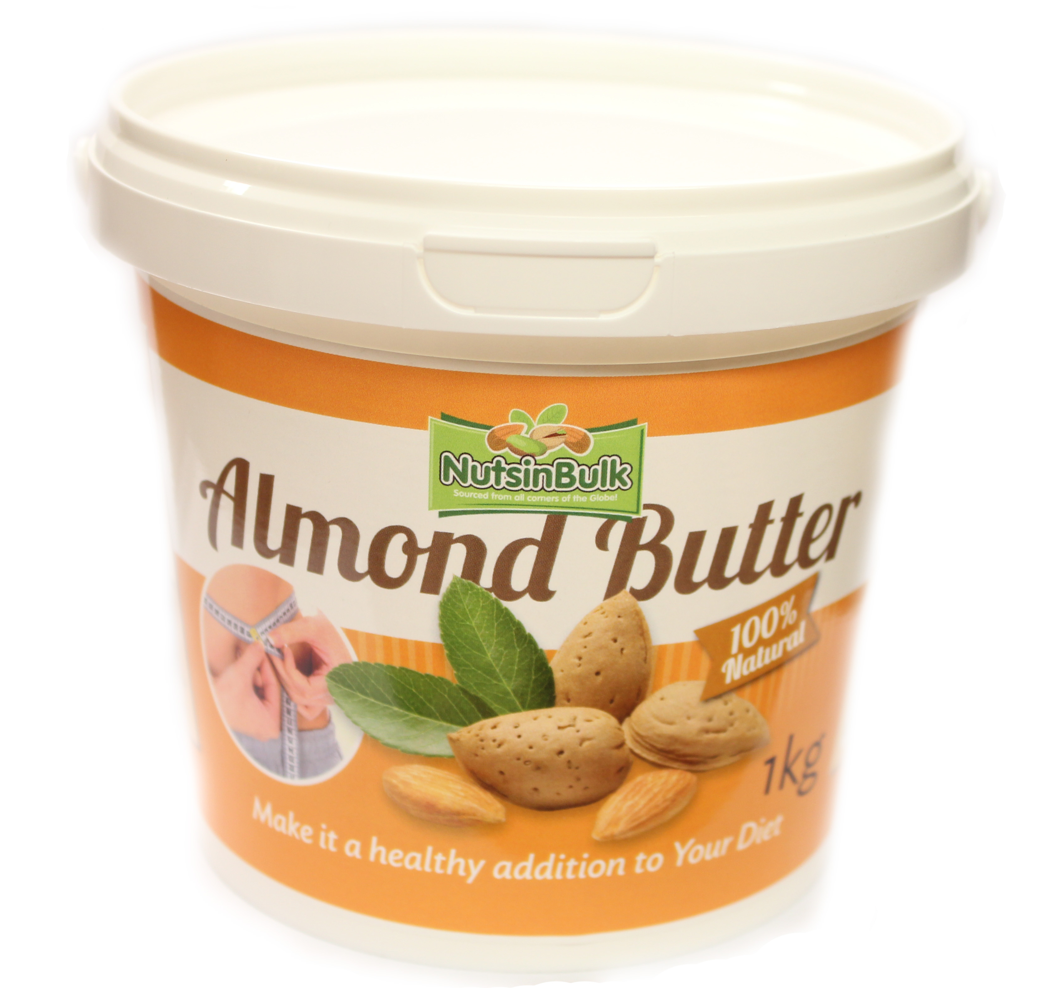 Nuts in Bulk - Almond Butter (100% Nuts) Nuts in Bulk