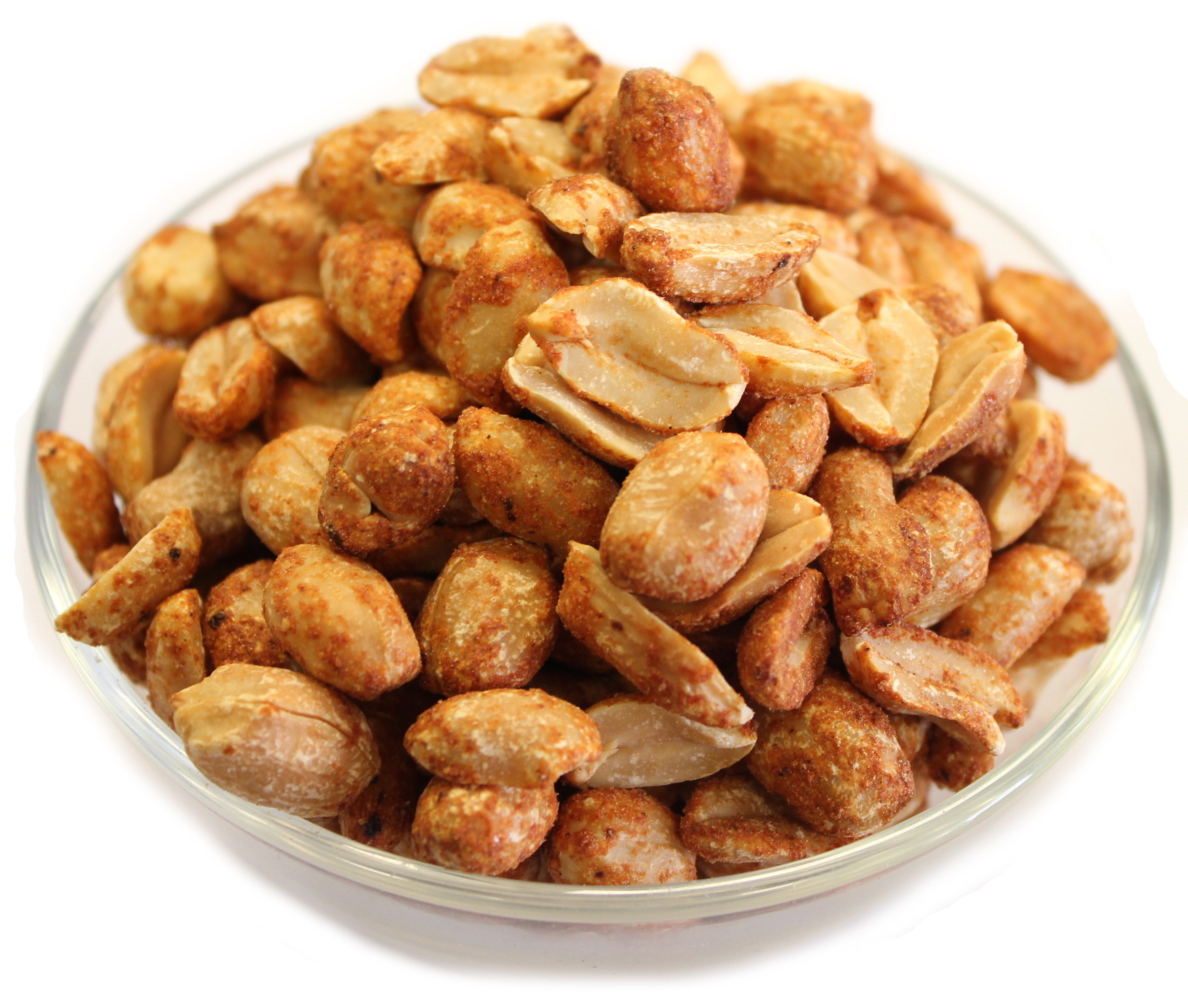 Roasted Peanuts with Chili