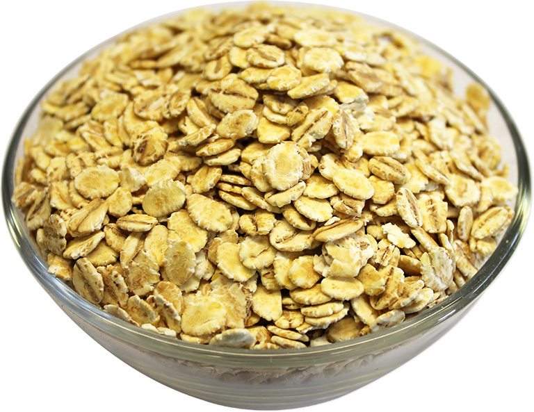Barley Flakes Breakfast Cereals