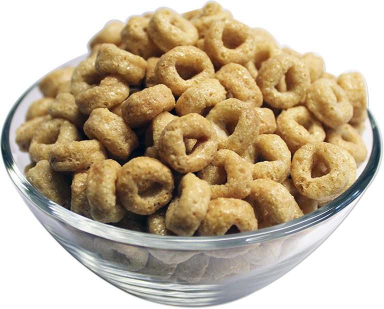 Honey Almond Rings Cereals