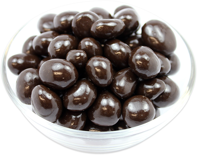 Peanuts Coated in Dark Chocolate