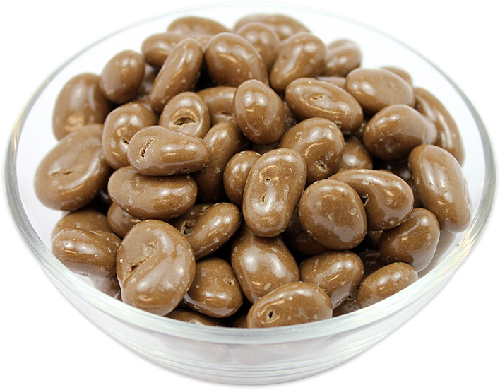 Raisins Coated in Milk Chocolate
