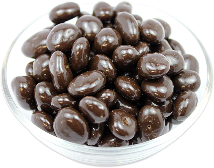 Raisins Coated in Dark Chocolate