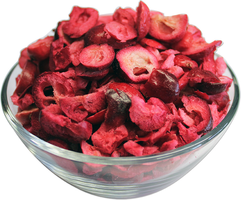 Freeze Dried Cranberry Slices