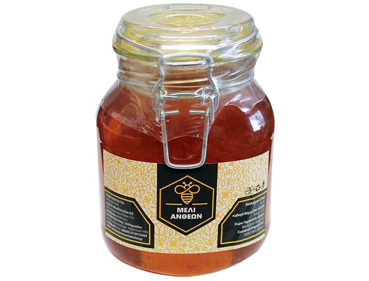 Flower Honey (100% Honey)