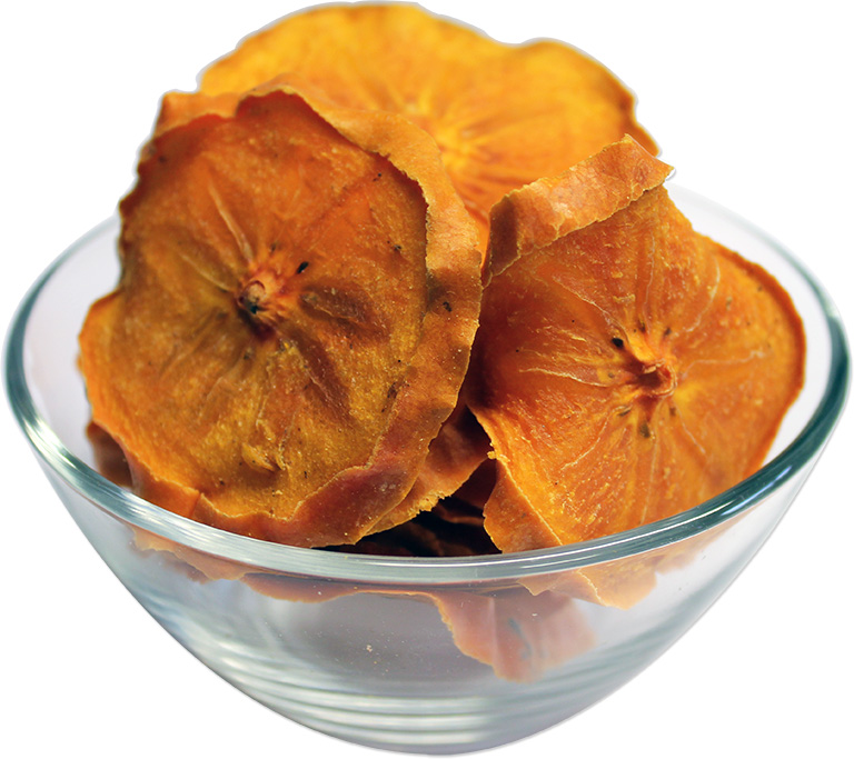 Natural Dried Persimmon Slices