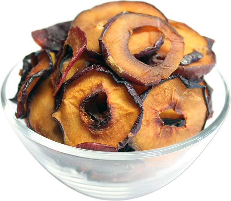 Natural Dried Plum Slices