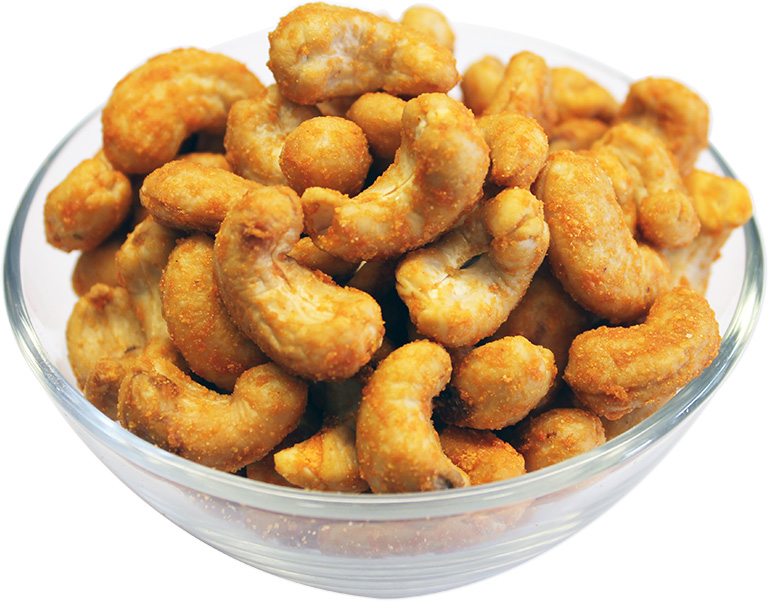 Cheese Roasted Cashew Nuts