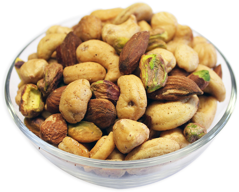 Mixed Roasted & Salted Nuts