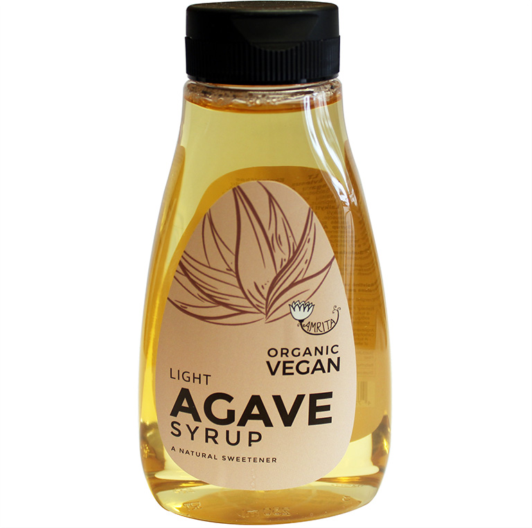 Organic Light Agave Syrup 250ml