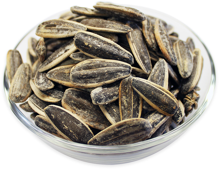 Sunflower Seeds Roasted & Salted in Shell