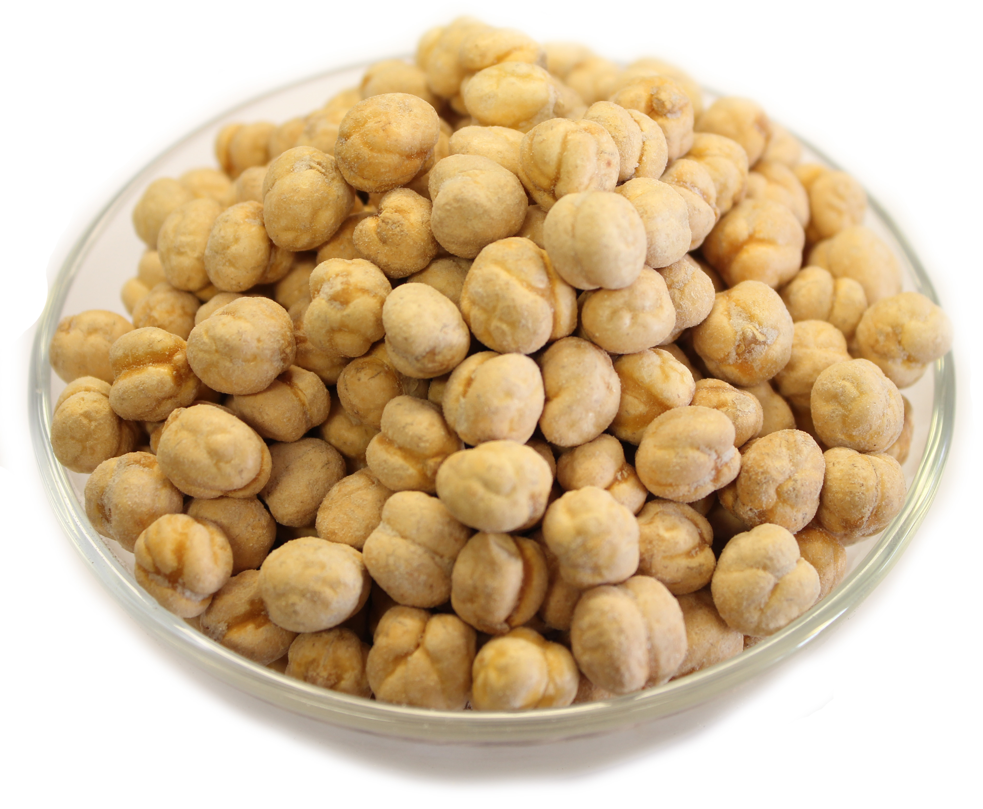 Roasted Chickpeas with Salt